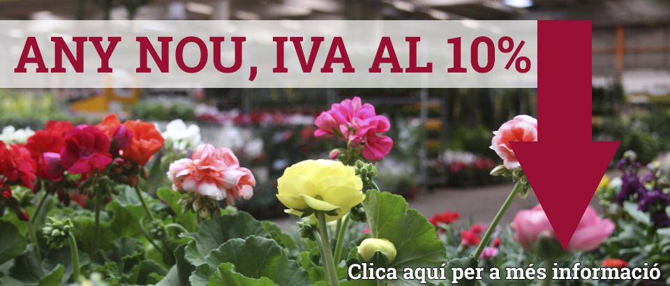 Rebaixa IVA al 10%