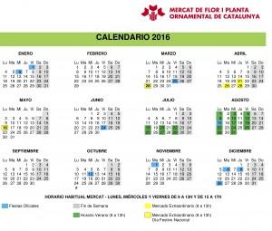 CALENDARI 2016 ESP