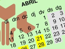 Post calendari 2016