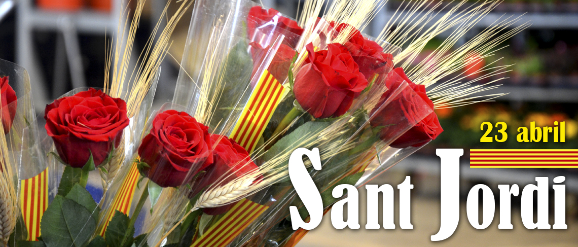 St Jordi 2019